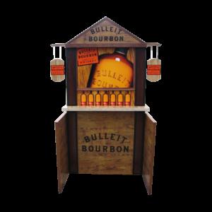 Bulleit Bourbon_Rasthkeller Display
