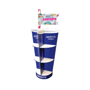 Burnett's Party Cup X-Rack