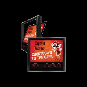 Captain Morgan_Countdown Clock