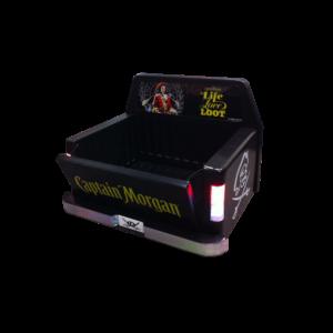 Captain Morgan_Tailgate Truck