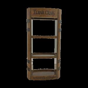 Elijah Craig_Father Of Bourbon Display Rack