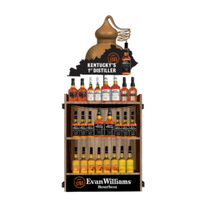 Evan Williams_Kentucky's First Distiller Display