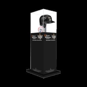 Evan Williams_World Series Display Case