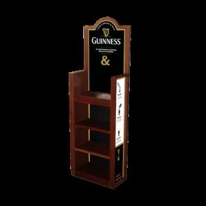 Guinness_Wooden Rack