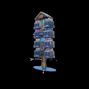 Parrot Bay Metal Rack