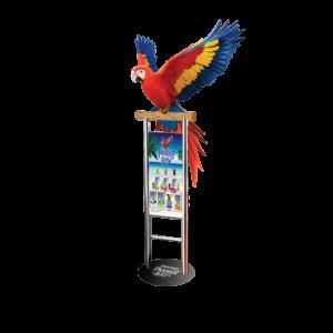 Parrot Bay_Parrot Display