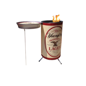 Yuengling_Can Shaped Grill