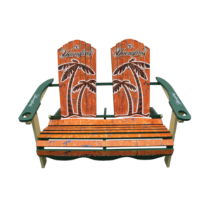 Yuengling_DBL Adirondack Chair